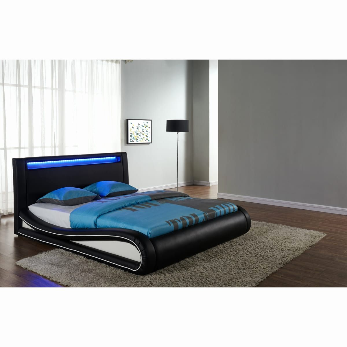 Lit Adulte 160×200 Luxe Concept De Maison