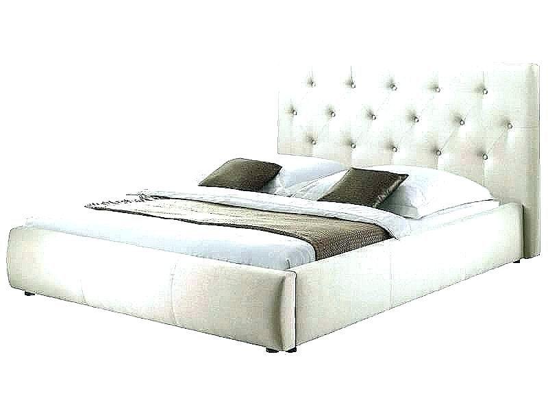 Lit Adulte Une Place Le Luxe Cadre De Lit Blanc Simple Avec Tiroir Beau Adulte Conforama