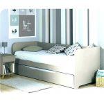 Lit Adulte Une Place Nouveau Lit Multifonction Adulte Lit Gigogne Blanc Lit Gigogne Design Luxe