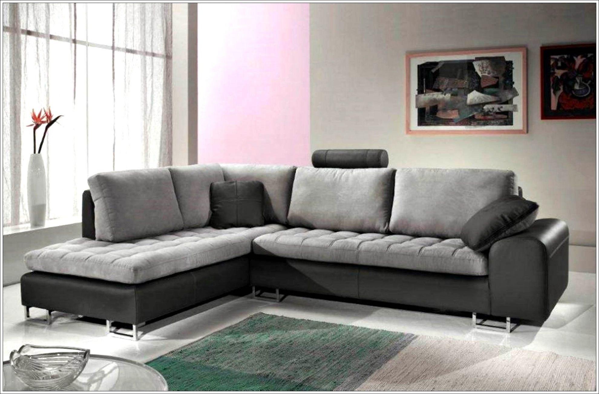 Fascinant Canape D Angle Lit  Conforama Canapé Lit 2 Places Maha De