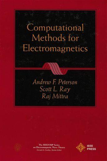 Lit Au sol Bébé Impressionnant Putational Methods for Electromagnetics Book by andrew F