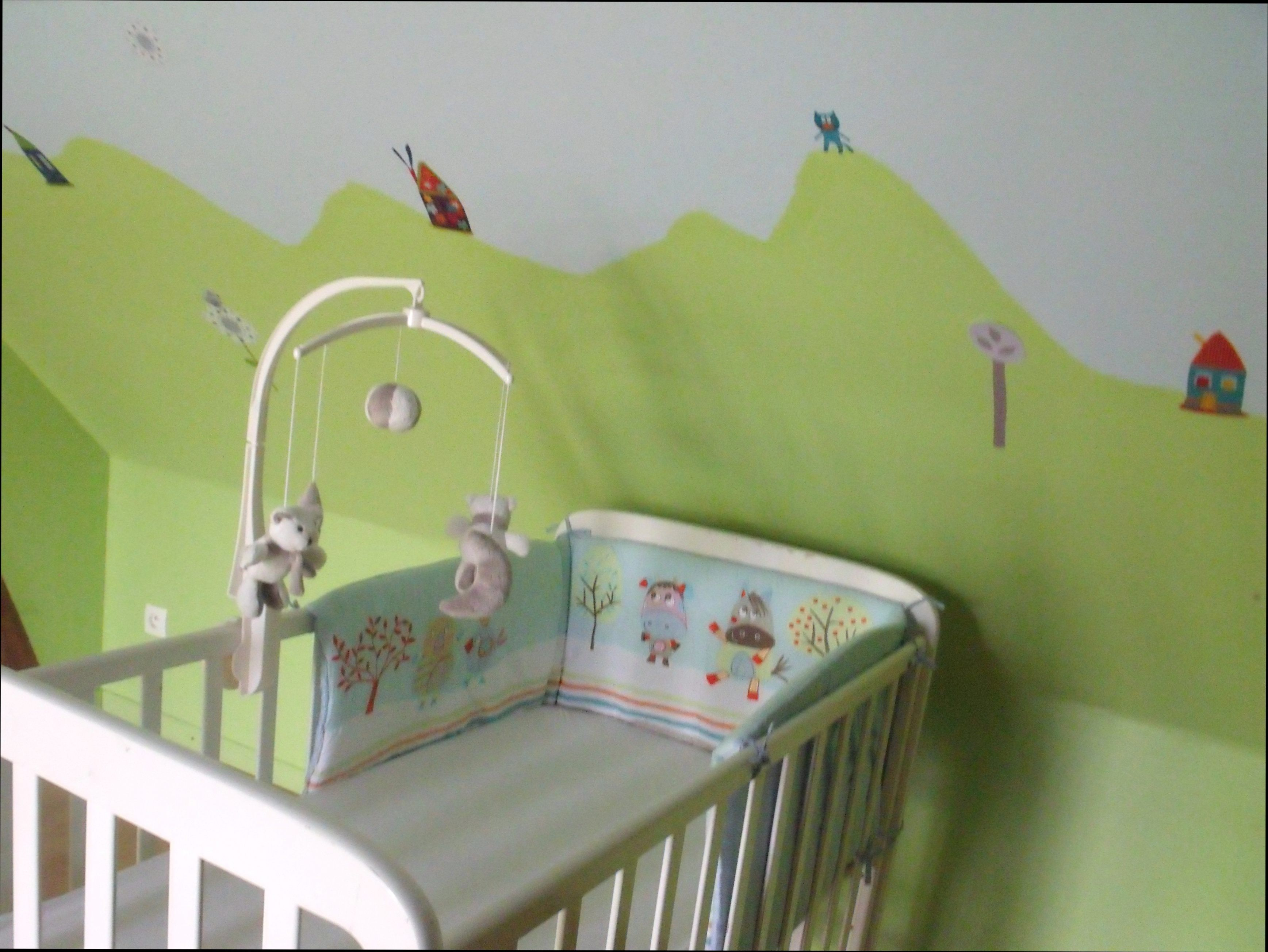 Lit Au sol Bébé Montessori Meilleur De Mobile Pour Bébé — Mikea Galerie