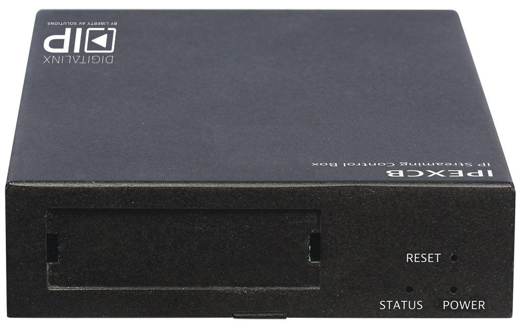 Lit Au sol Bébé Nouveau Ipexcb Hdmi Over Ip Rs232 Ip Control Box for Digitalinxip 2000