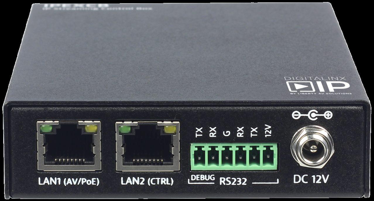 Lit Au sol Pour Bébé Bel Ipexcb Hdmi Over Ip Rs232 Ip Control Box for Digitalinxip 2000