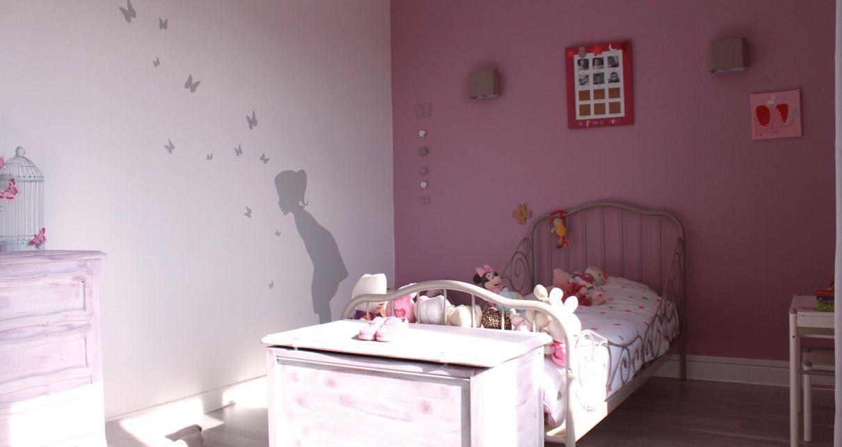 Lit Autour De Bébé Fraîche Idées De Design Peinture Mur Chambre Bebe 2019