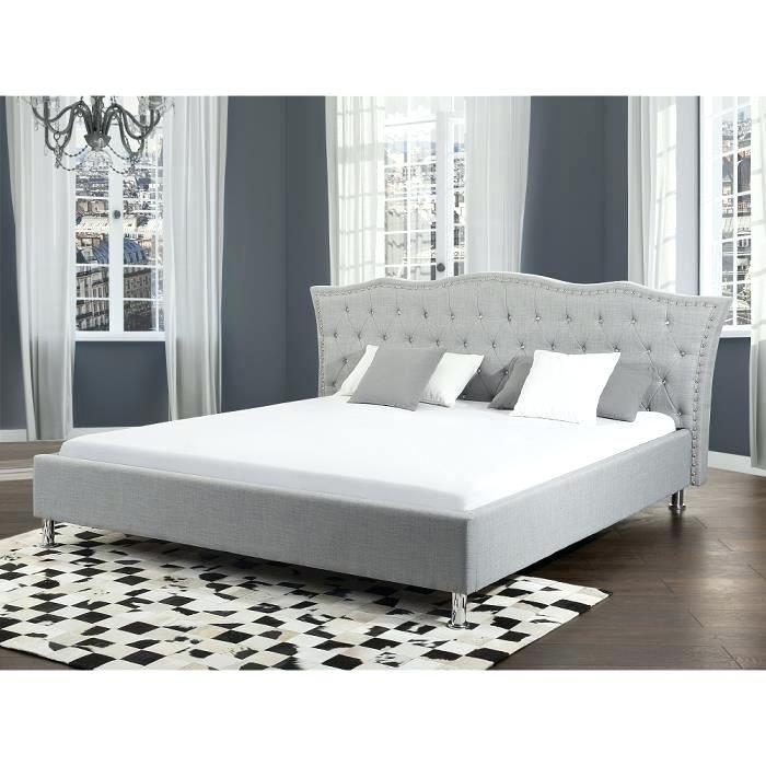 Lit Avec Rangement 180×200 Nouveau Lit Design Avec Rangement Lit Design En Tissu Lit Double 180—200 Cm