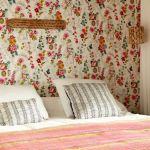 Lit Baldaquin 160x200 Impressionnant Chambres A Coucher Lit Blanc Enfant Tªte De En Papier Peint Chene