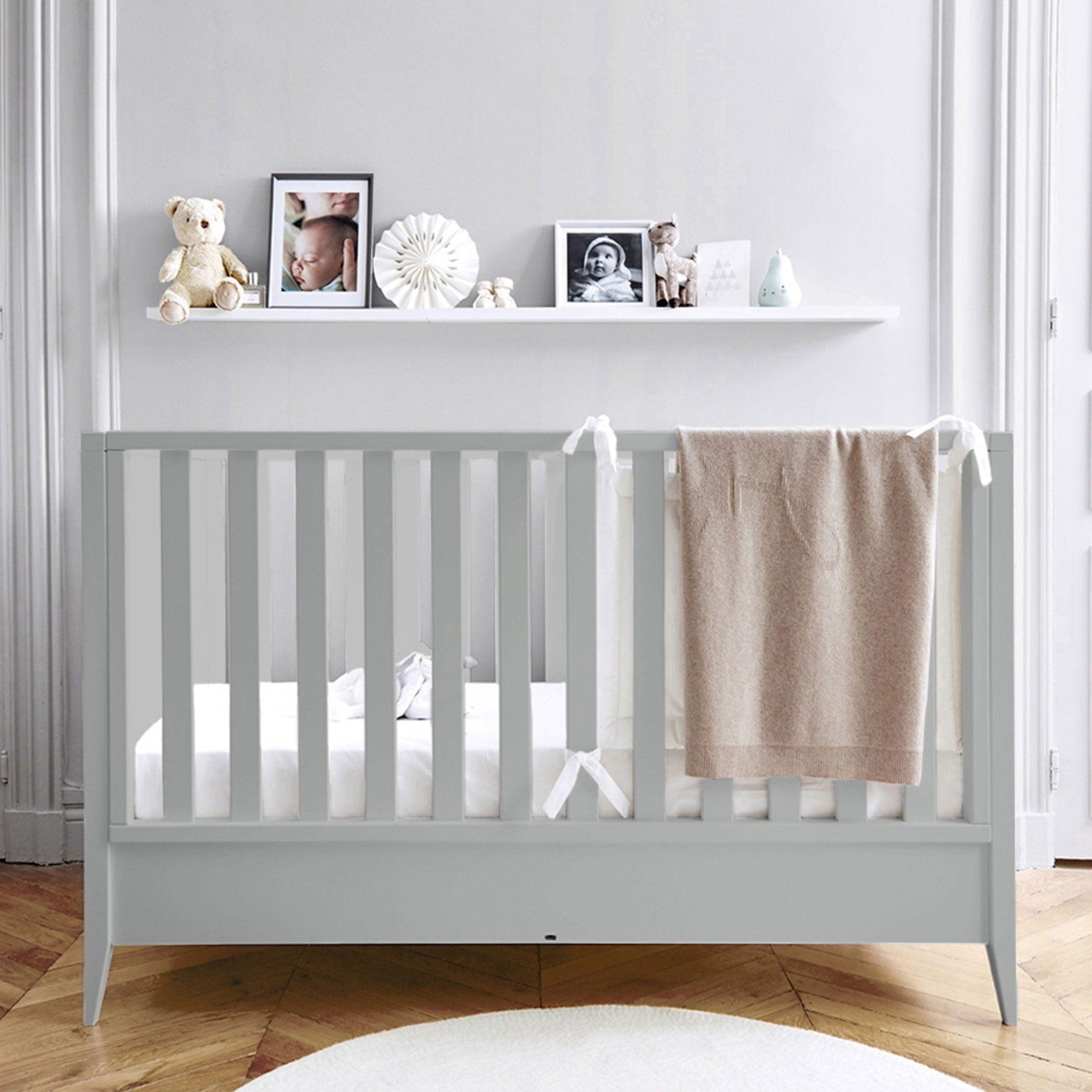 Lit Bebe 70×140 Evolutif Beau Mobilier Pour La Chambre De Bébé
