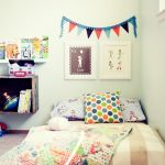 Lit Bebe A Barreau Meilleur De Mattress On The Floor = Toddler Bed Montessori Nursery