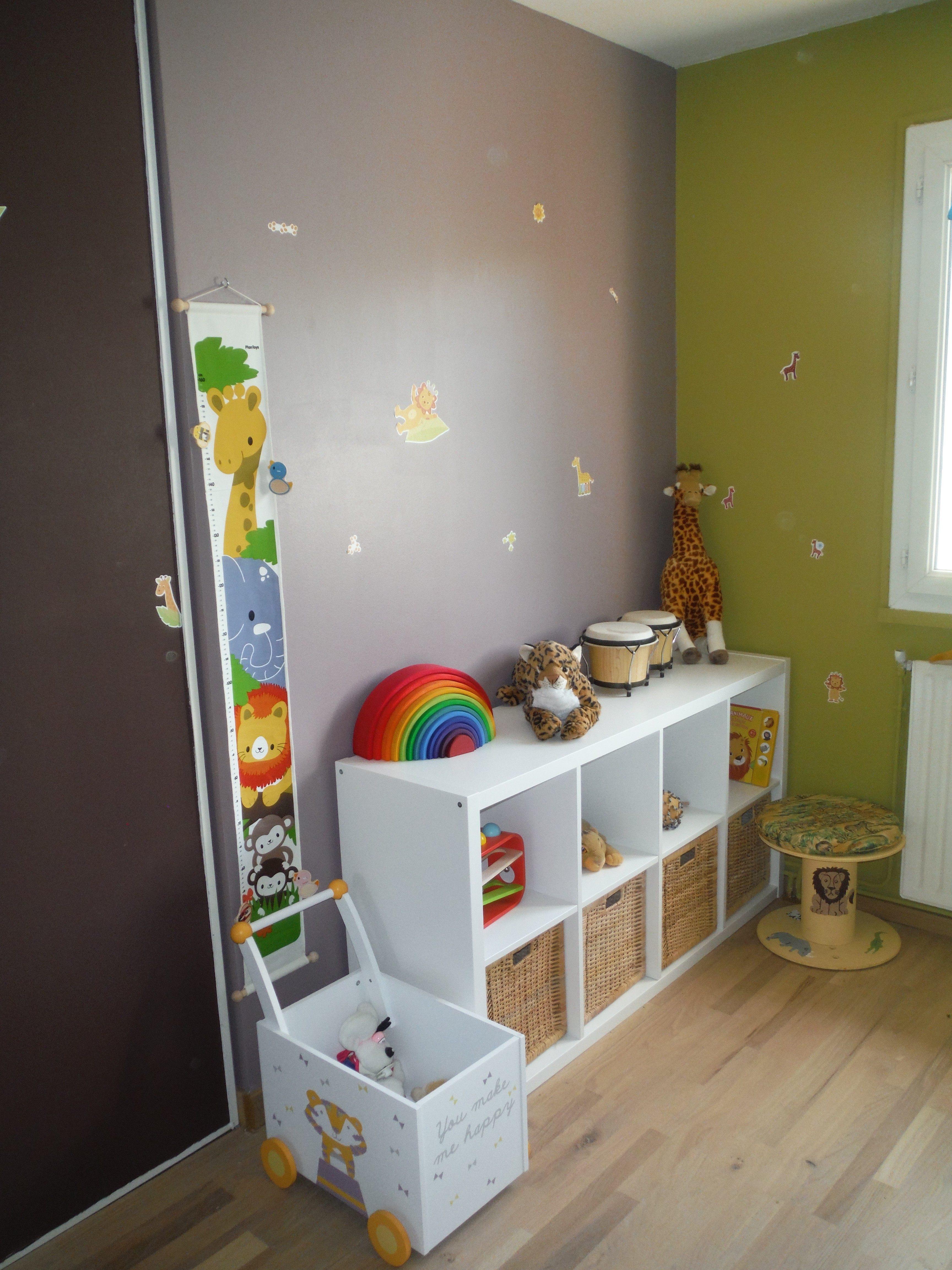 Lit Bébé à Barreaux Charmant Chambre Bébé Montessori – Appiar