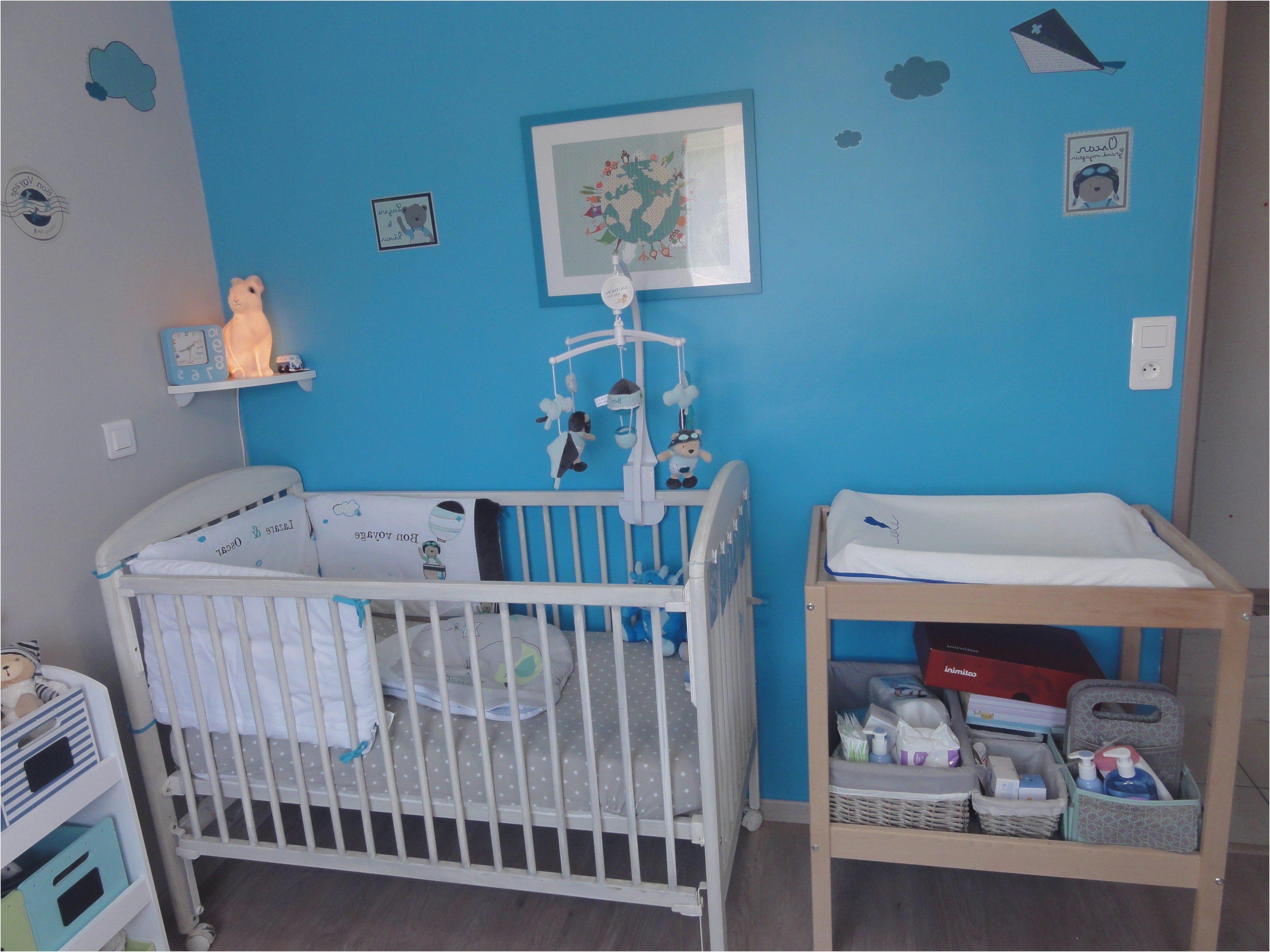 Lit Bébé Berceau Unique Lesmeubles Meuble Chambre Bébé — Lesmeubles