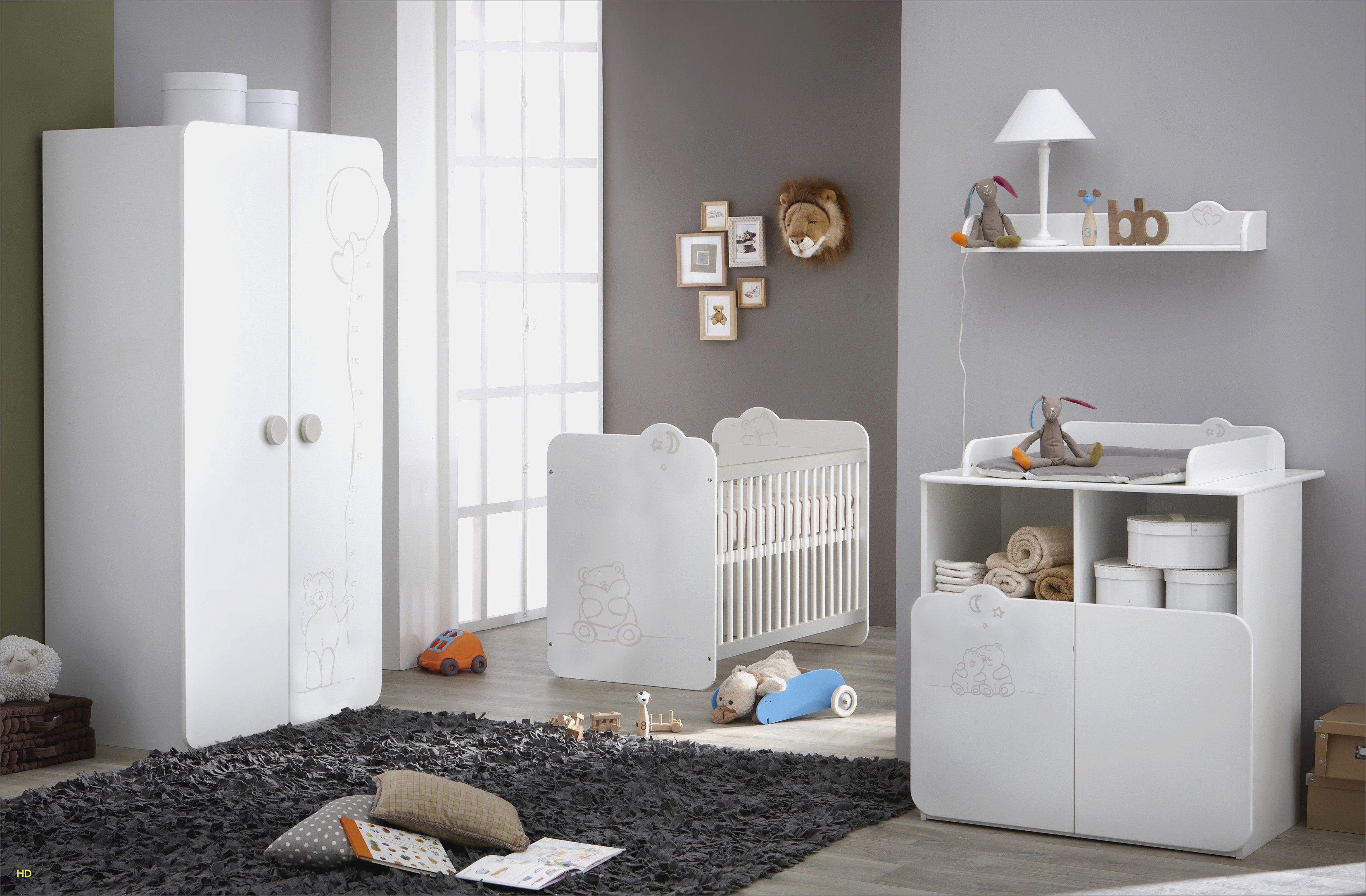 Lit Bebe Blanc Et Bois Charmant Meuble De Chambre En Bois Chambre Enfant Scandinave Charmant Chambre