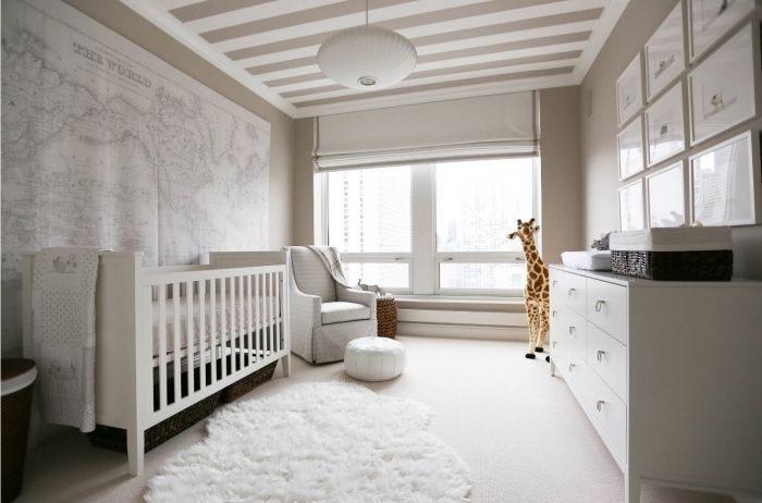 Lit Bebe Blanc Le Luxe ▷ 1001 Conseils Pour Trouver La Meilleure Idée Déco Chambre Bébé