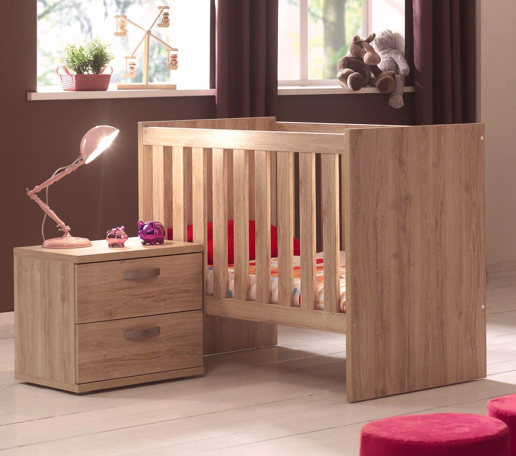 Lit Bebe Bois Belle Délicieux Chambre Enfant Bois Ou Chambre Bébé Bois Massif Lit Bébé