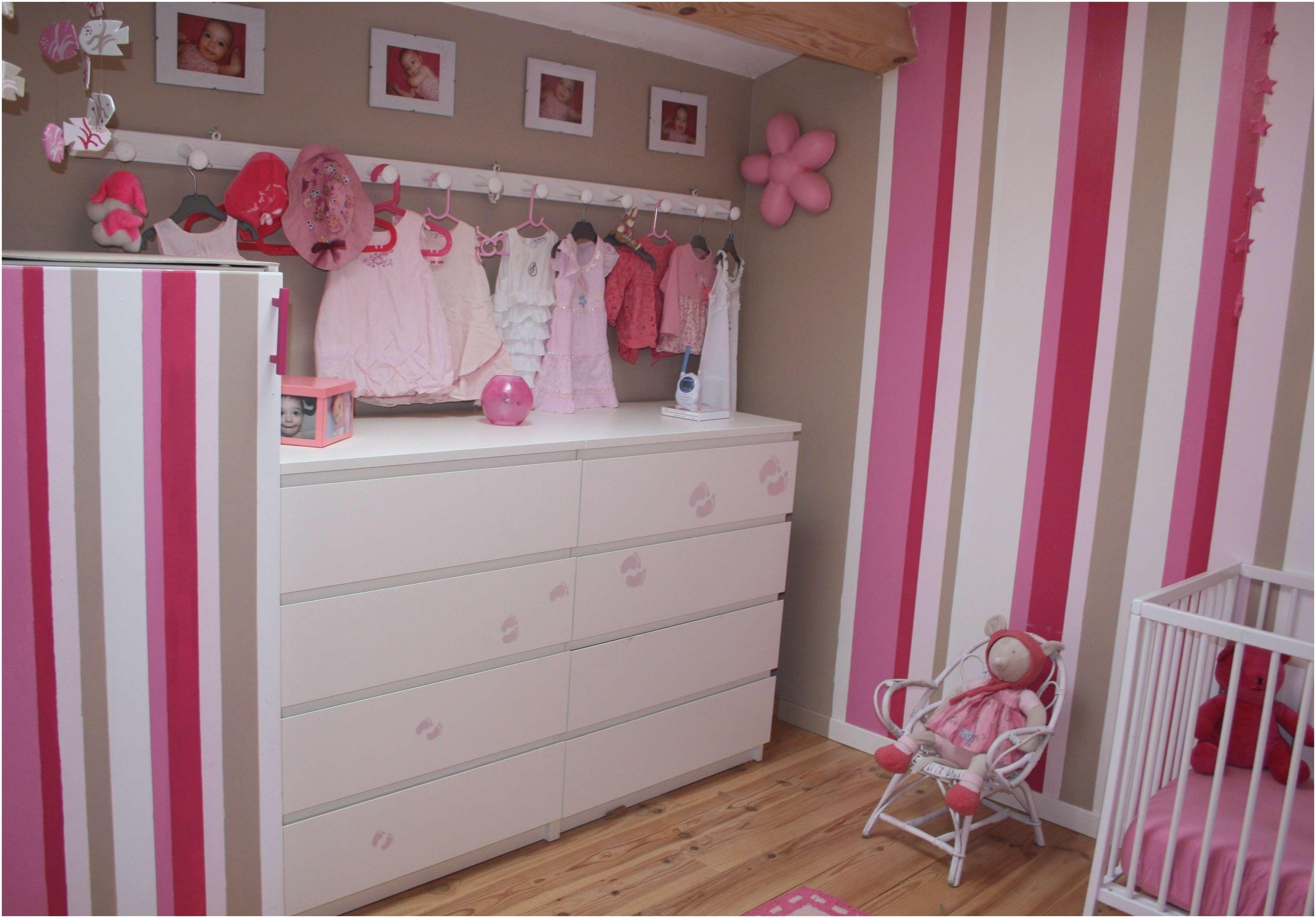 Elégant Chambre Bébé Fille Gris Et Rose Beau Parc B C3 A9b C3 A9