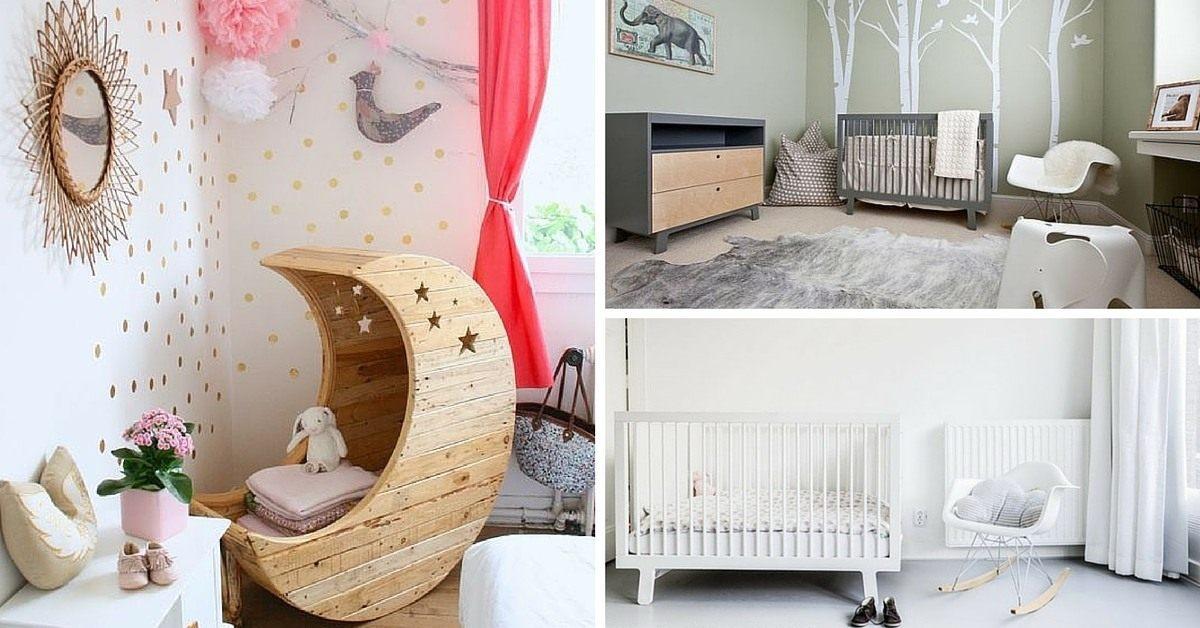 Lit Bébé Capitonné Magnifique O Deco Chambre Bebe