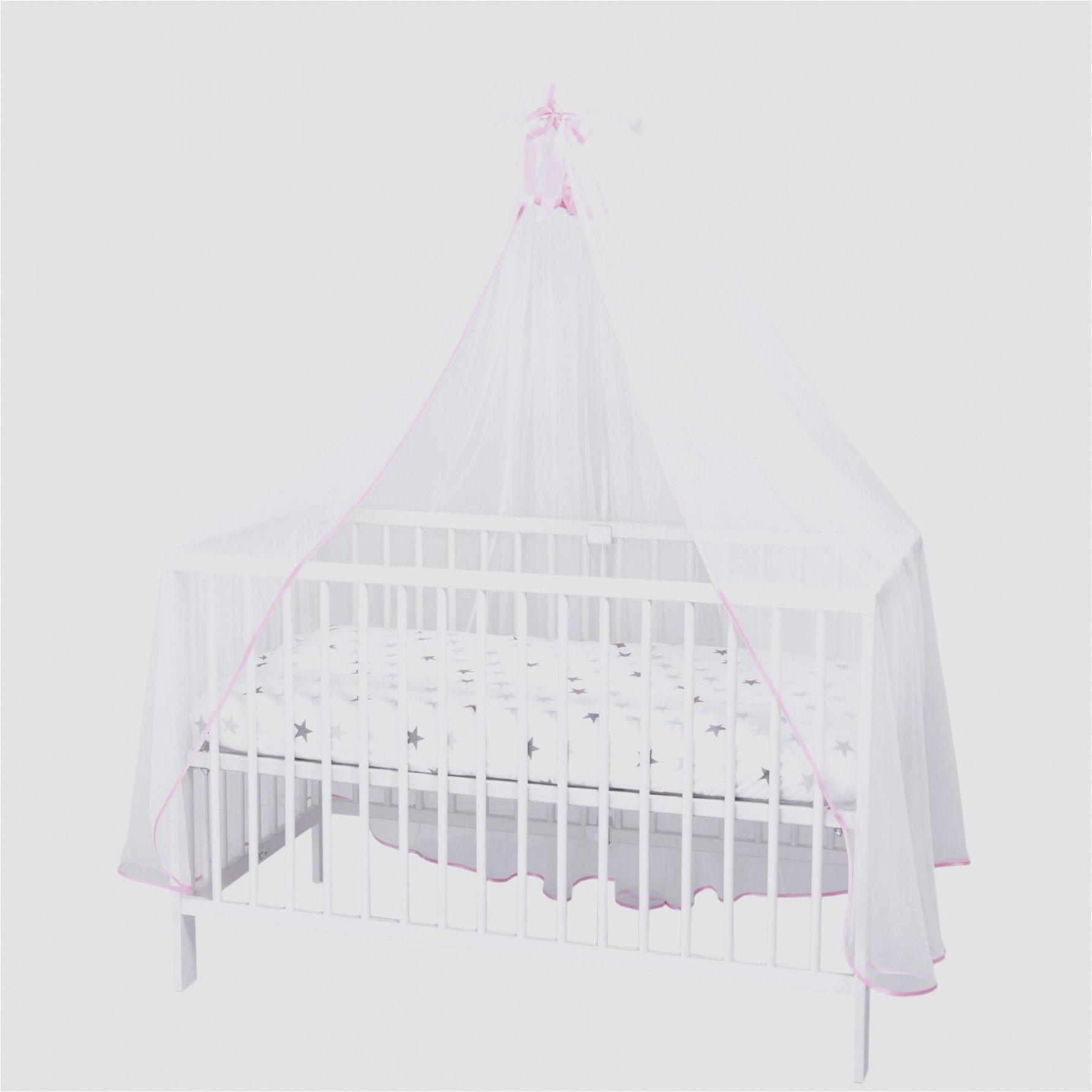 Lit Bebe Carrosse Frais Lesmeubles Ciel De Lit Rose — Lesmeubles