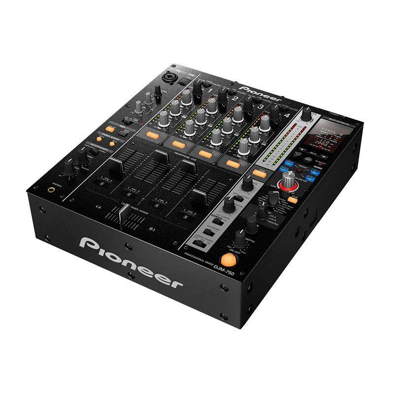 DJ микшер Pioneer DJM 750 K от магазина Wise Shop