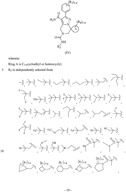 Lit Bébé Combiné Magnifique Wo A1 Substituted 4 5 6 7 Tetrahydropyrazolo[1 5 A