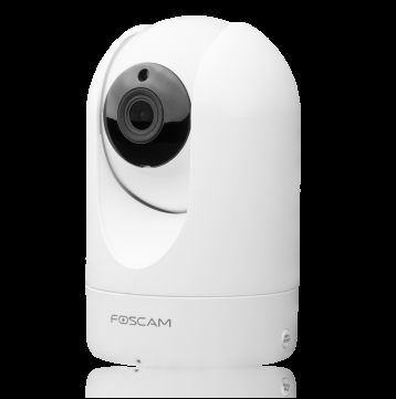 "Lit Bébé Cora Douce Foscam R2 Indoor 1080p Fhd Wireless ""plug and Play"" Ip Camera with"