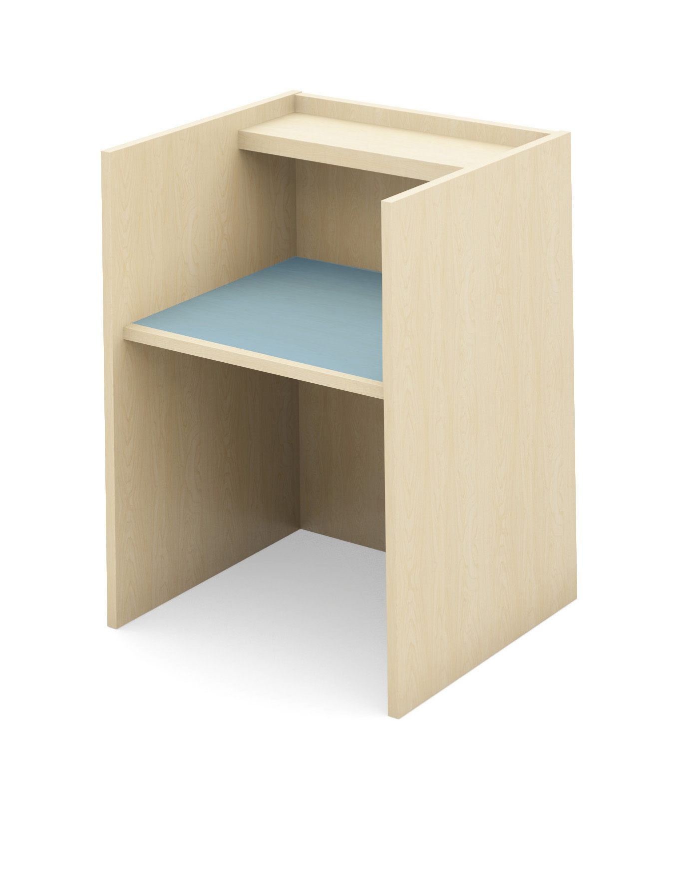 Lit Bébé Cora Luxe Basic Carrel 1 Lam top – Abdfurniture