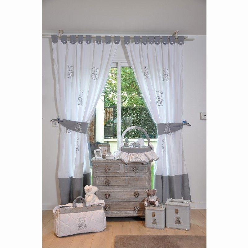Lit Bebe Etoile Charmant Rideaux Chambre Bebe Génial Rideau Blanc Et Gris Nouveau Awesome