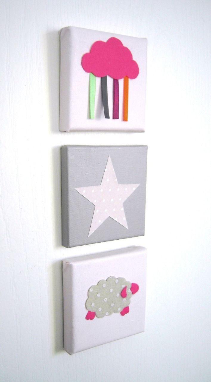 Lit Bebe Etoile Magnifique Chambre Bebe Etoile Luxe Tableau Chambre Bébé étoile Nuage Rainbow