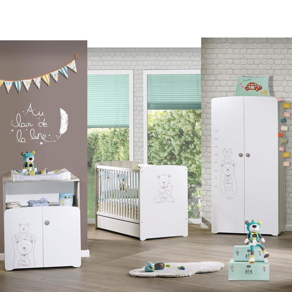 Lit Bebe Evolutif Auchan Inspiré Chambre Bébé but