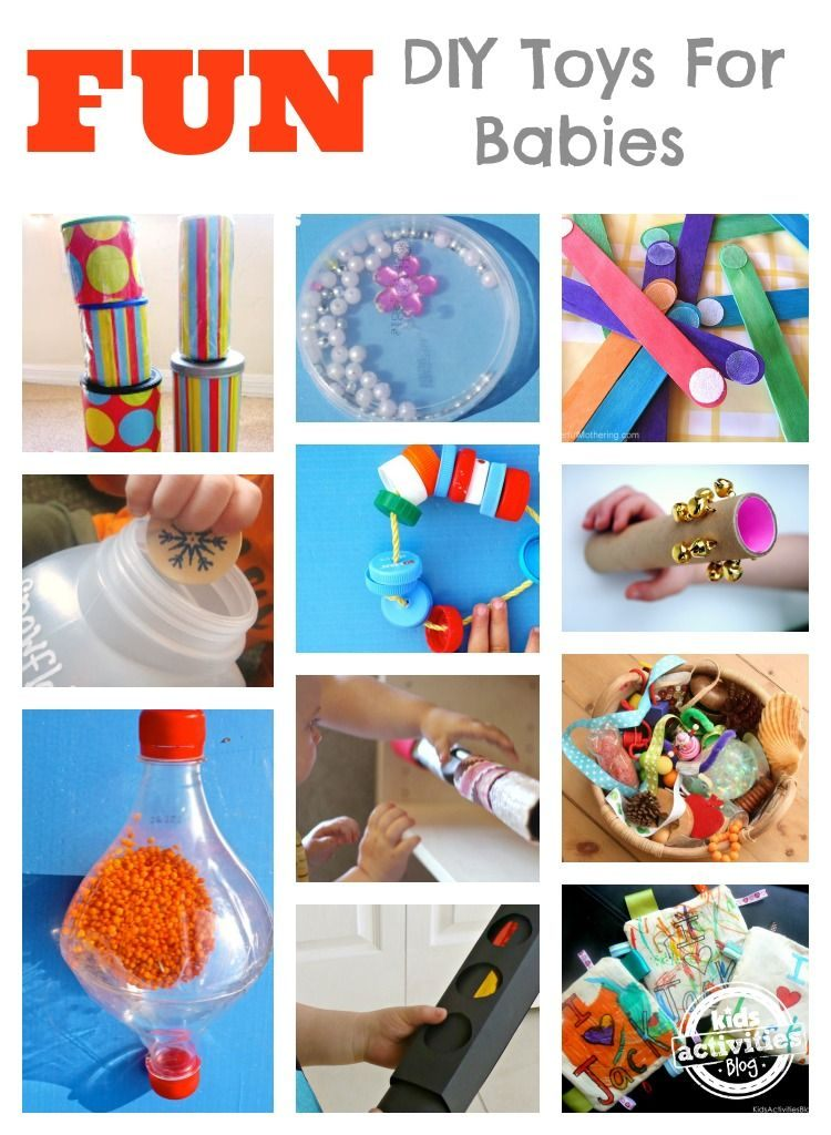 Lit Bebe Fait Maison Luxe Diy toys for Babies I ♥ Diy toys Pinterest