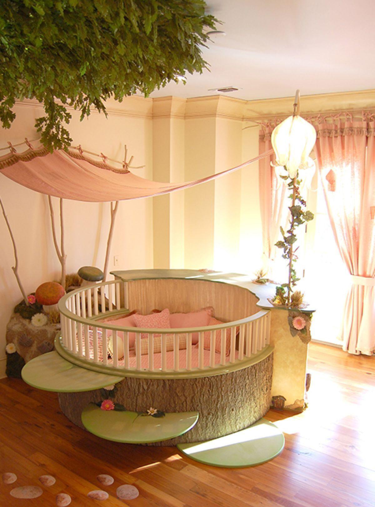 Lit Bebe Fille Beau 10 Fantastic Ideas For Disney Inspired Children S Rooms