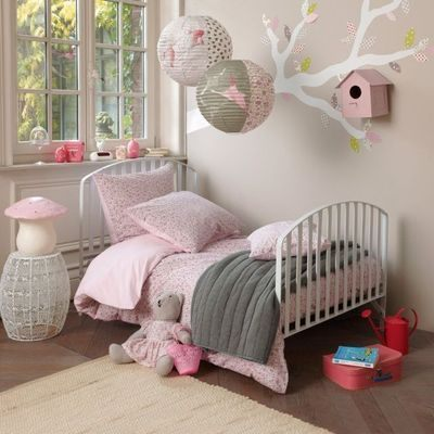 Lit Bebe Fille Beau Une Chambre De Petite Fille Pour Voir La Vie En Rose