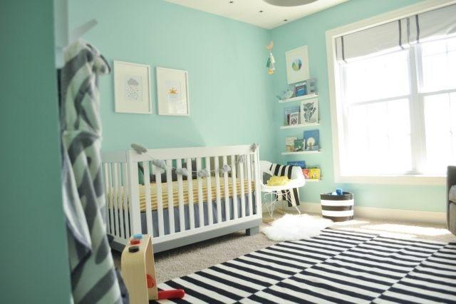 Lit Bebe Garcon Luxe Chambre Bébé Fille En Nuances De Vert Inspirantes Murs