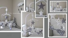 Lit Bebe Gris Beau 125 Best Chambre Bebe Images On Pinterest