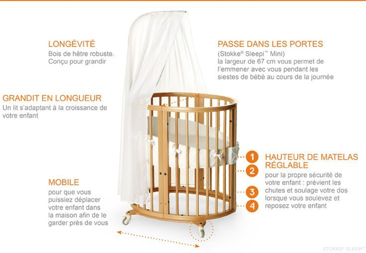 Lit Bebe Metal Nouveau Stokke Mycarrier Cool Baby Carrier – Cream – E Size