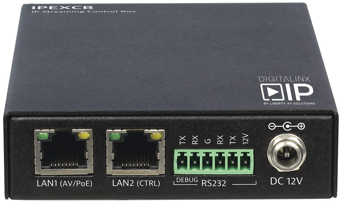 Lit Bébé Quax Frais Ipexcb Hdmi Over Ip Rs232 Ip Control Box for Digitalinxip 2000