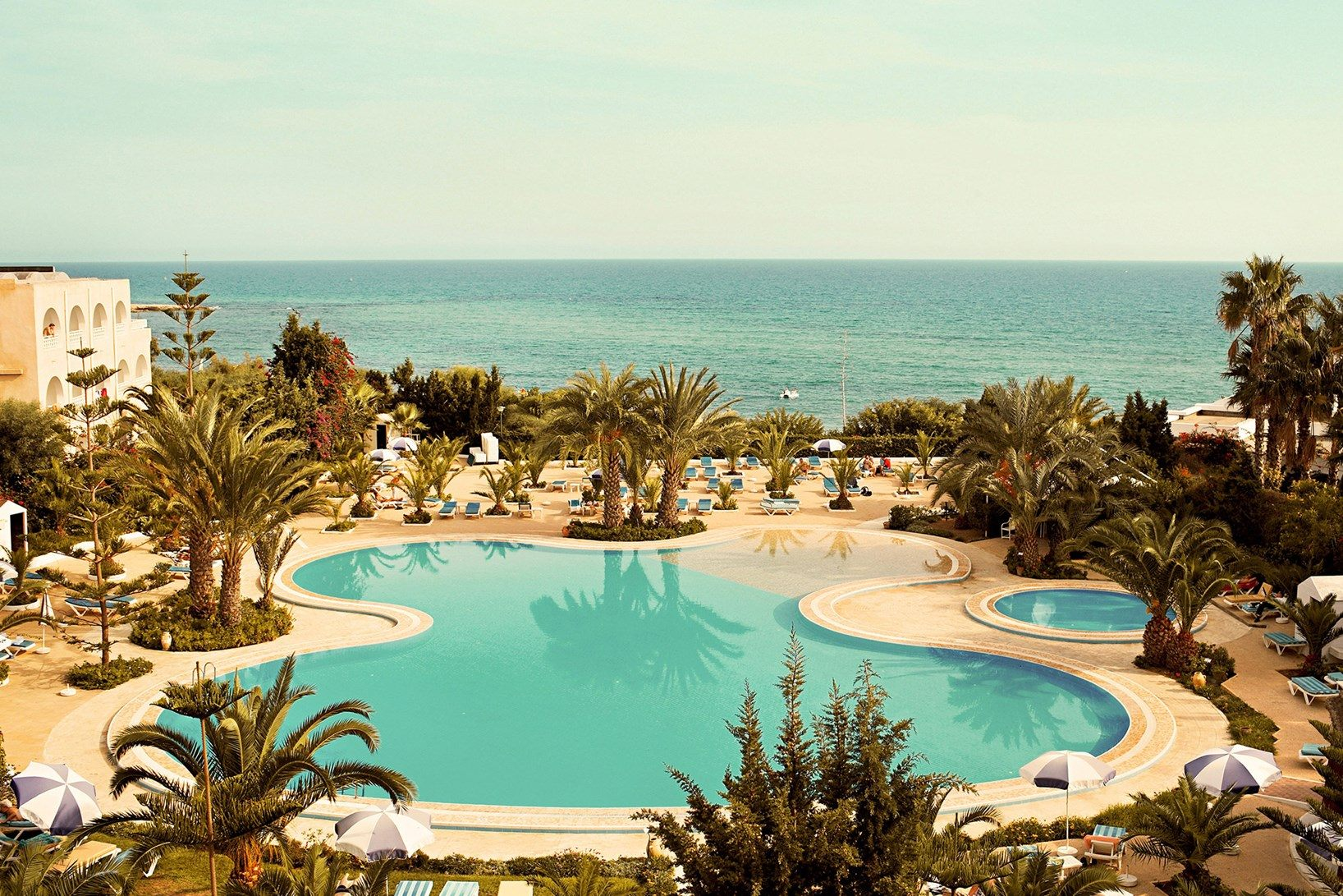 Lit Bebe Rond Frais Sentido Aziza Beach Golf & Spa Hotel