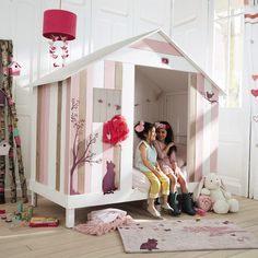 Lit Bebe Rose Luxe Лучших изображений доски Кровать домик 134