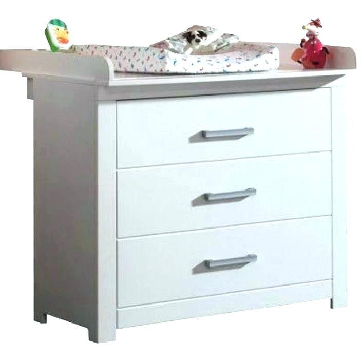 Lit Bebe Table A Langer Élégant Mode Table E Langer Bebe Kitty Blanc – Samin