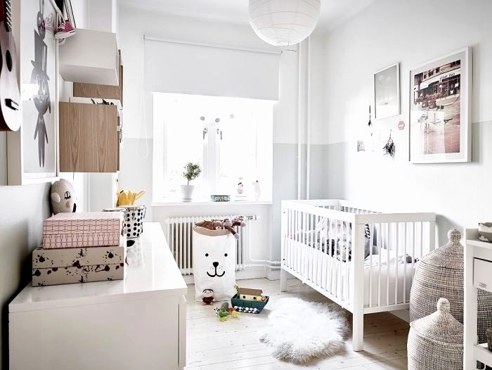 Lit Bebe Taupe Douce Chambre Enfant Taupe Luxe De Bébé Décor Beige Chambre Concept De