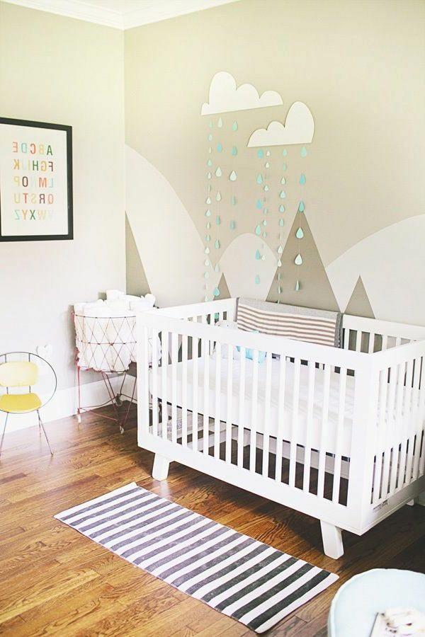 Lit Bebe Taupe Magnifique Chambre Enfant Taupe Luxe De Bébé Décor Beige Chambre Concept De