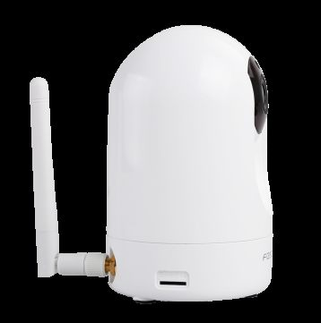 """Lit Bébé Transparent Belle Foscam R2 Indoor 1080p Fhd Wireless """"plug and Play"""" Ip Camera with"""