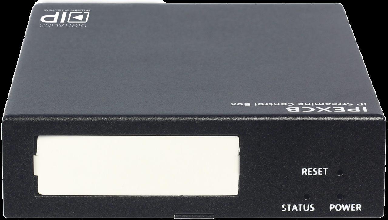 Lit Bébé Transportable Fraîche Ipexcb Hdmi Over Ip Rs232 Ip Control Box for Digitalinxip 2000