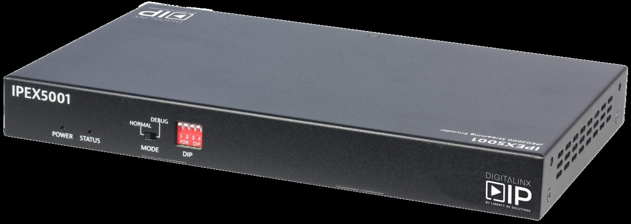 Lit Bébé Transportable Luxe Ipex5001 Hdmi Over Ip Encoder Scalable 4k solution Over 1gb
