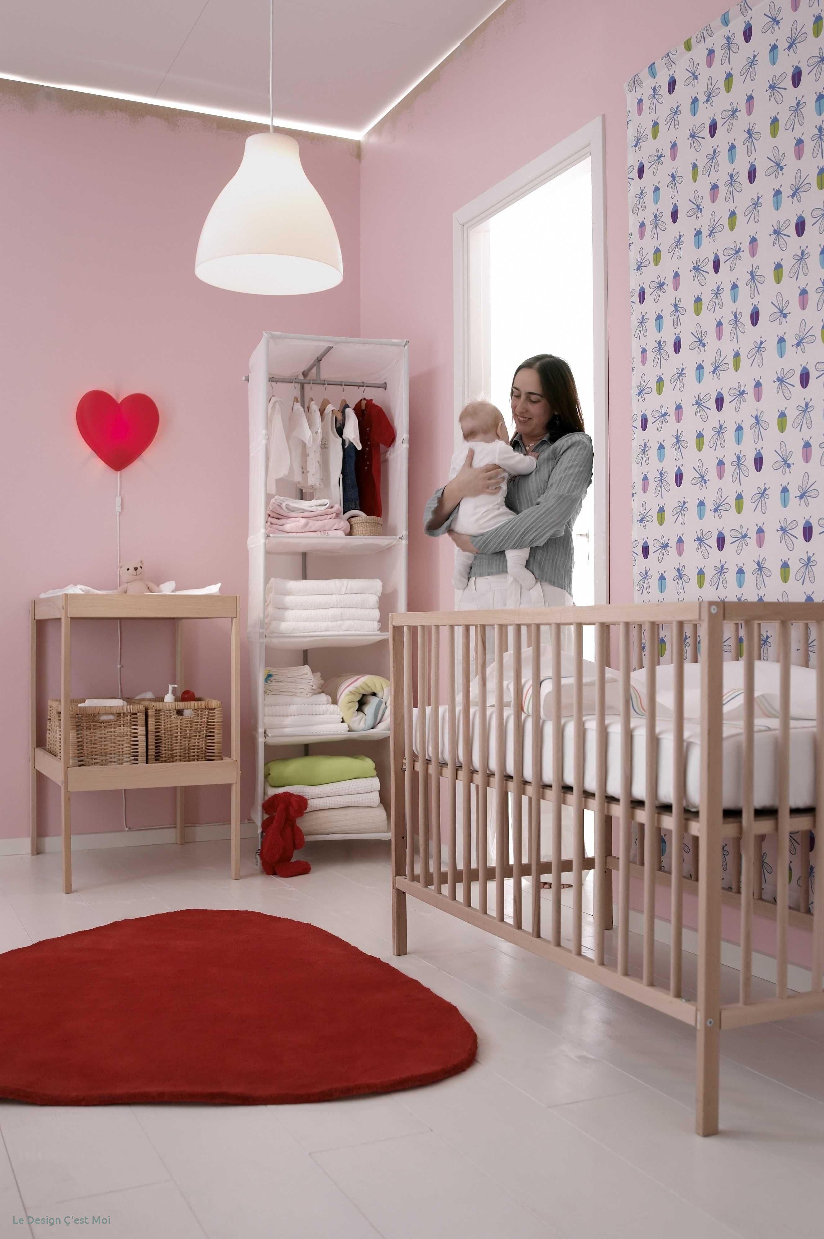 Lit Berceau Bébé De Luxe La Plus De Dément Idée Vis  Vis Exemple Chambre Bébé – Le Design ‡