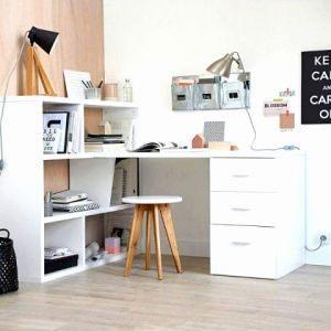Lit Blanc 1 Place Luxe Bureau Double Bureau Caisson Unique Bureau Double Inspirant Lit
