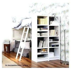 Lit Blanc 1 Place Luxe Moyen Lit En Mezzanine 2 Places – Ccfd Cd