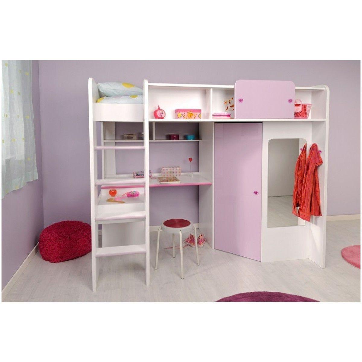 Lit Blanc 2 Places Le Luxe Lit Mezzanine Bois Blanc 2 Places Lit Enfant Tiroirs 0d Lit Enfant