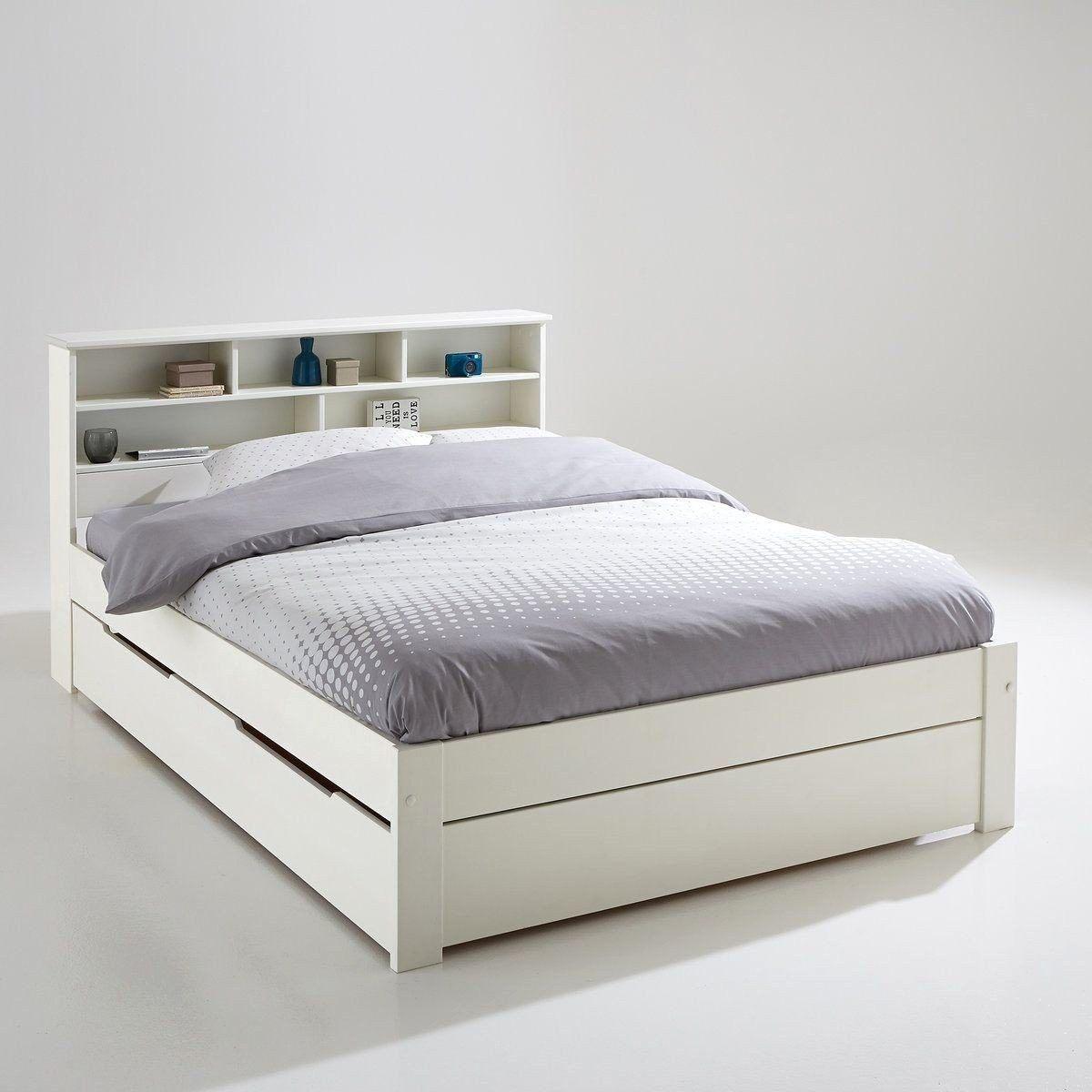 Lit Blanc Avec Rangement Bel Tete De Lit Blanc 160 Cm Beau S Tete De Lit Ikea 180 Fauteuil