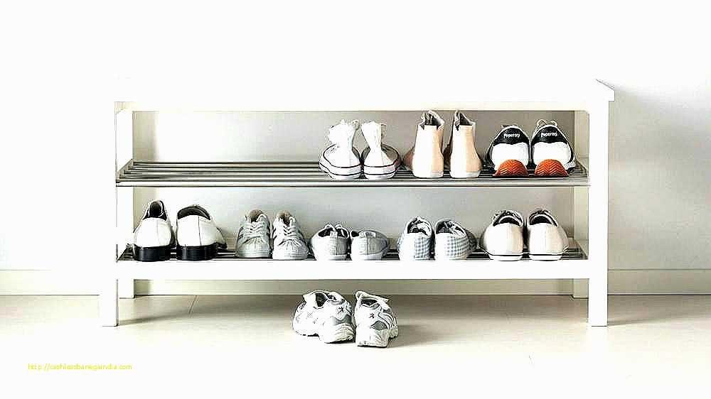 Lit Blanc Avec Rangement Joli ♁ 22 Meuble Chaussure Bois Blanc