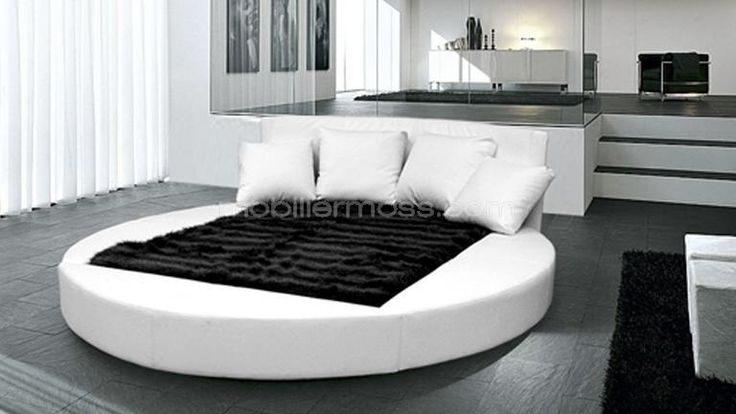 Lit Blanc Laqué 160×200 Belle 13 Best Lit Et Chambre  Coucher Images On Pinterest